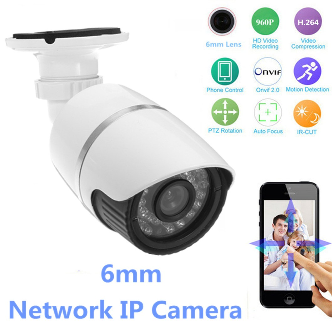 960P Wireless WiFi Network Security CCTV IP Camera Night Vision Video Webcam 13