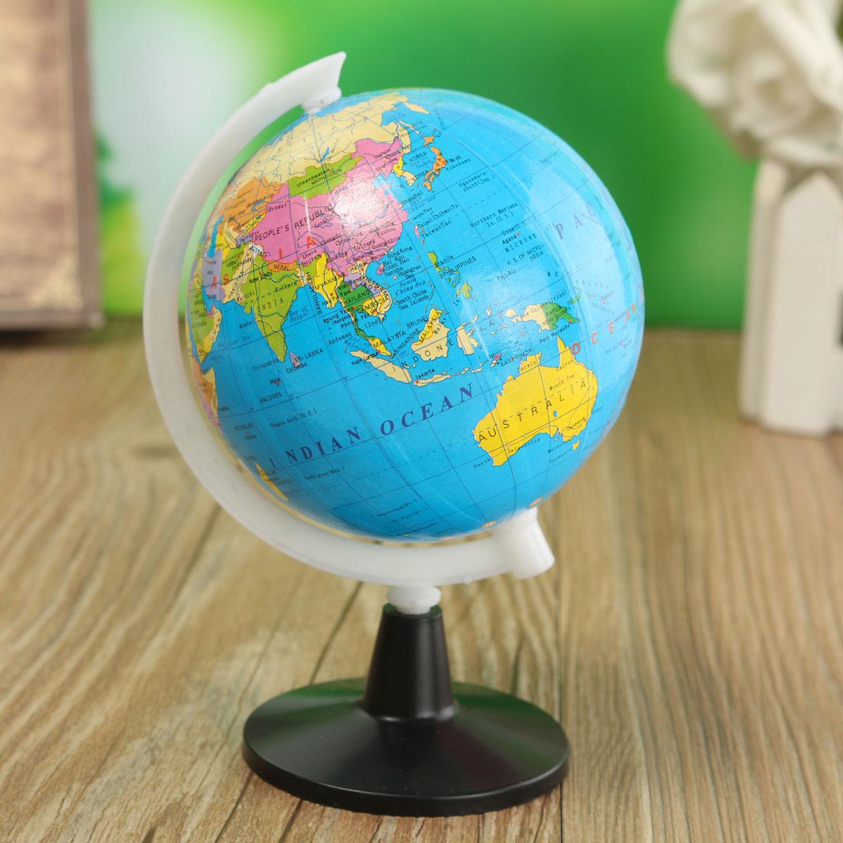 World Globe Atlas Map