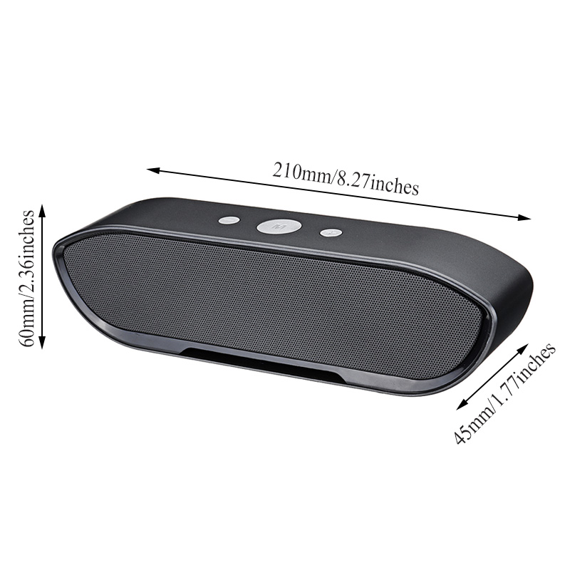 CY-01 Wireless Bluetooth Speaker 3D Stereo TF Card USB Play Outdoors Subwoofer for iPhone Xiaomi 41