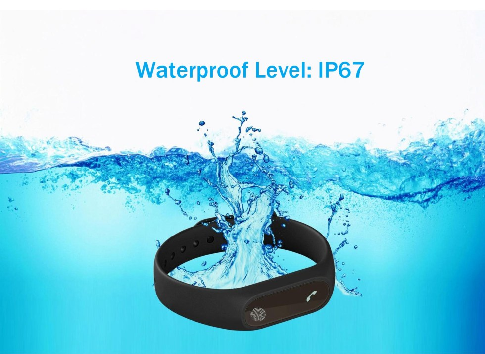 M2 Bluetooth Heart Rate Monitor Fitness Tracker Smart Wristband For iPhone X 8Plus OnePlus5 Xiaomi 6