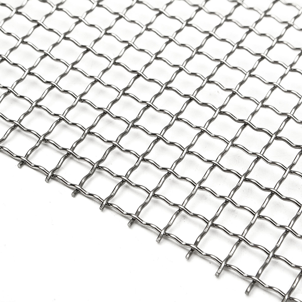 30x30cm 304 Stainless Steel 4 Mesh Filter Water Filtration