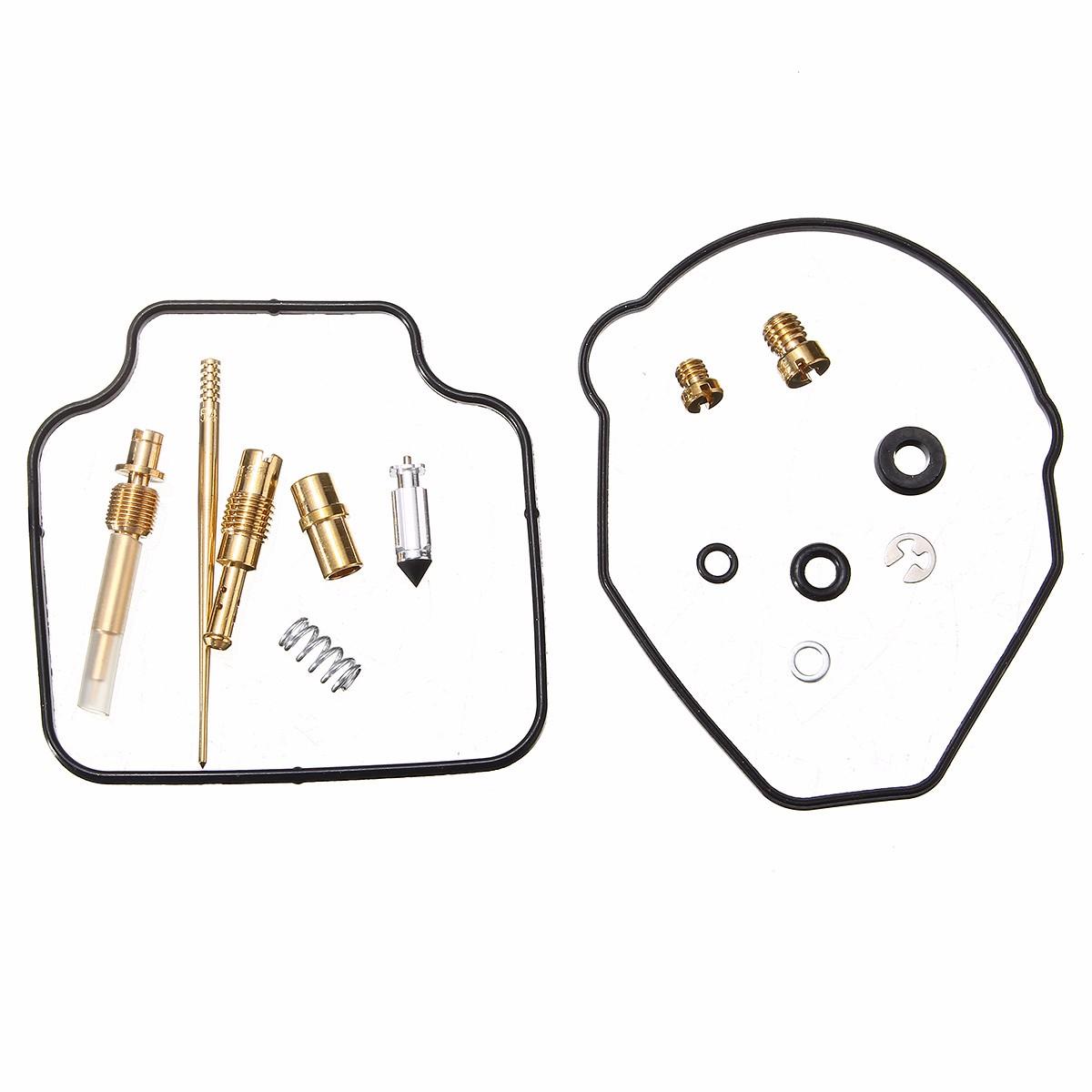 Carb Repair Kit Fourtrax Carburetor Rebuild Tools Set For Honda Trx 250 Sale