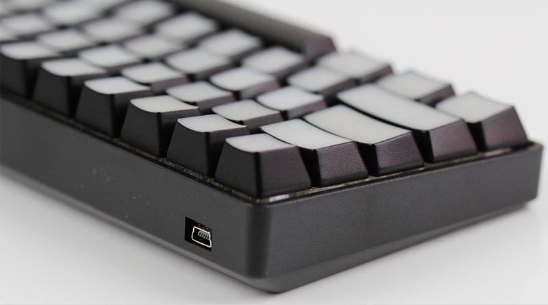 DIY 60% Mechanical Keyboard Case Universal Customized Plastic Shell Base  for GH60 Poker2