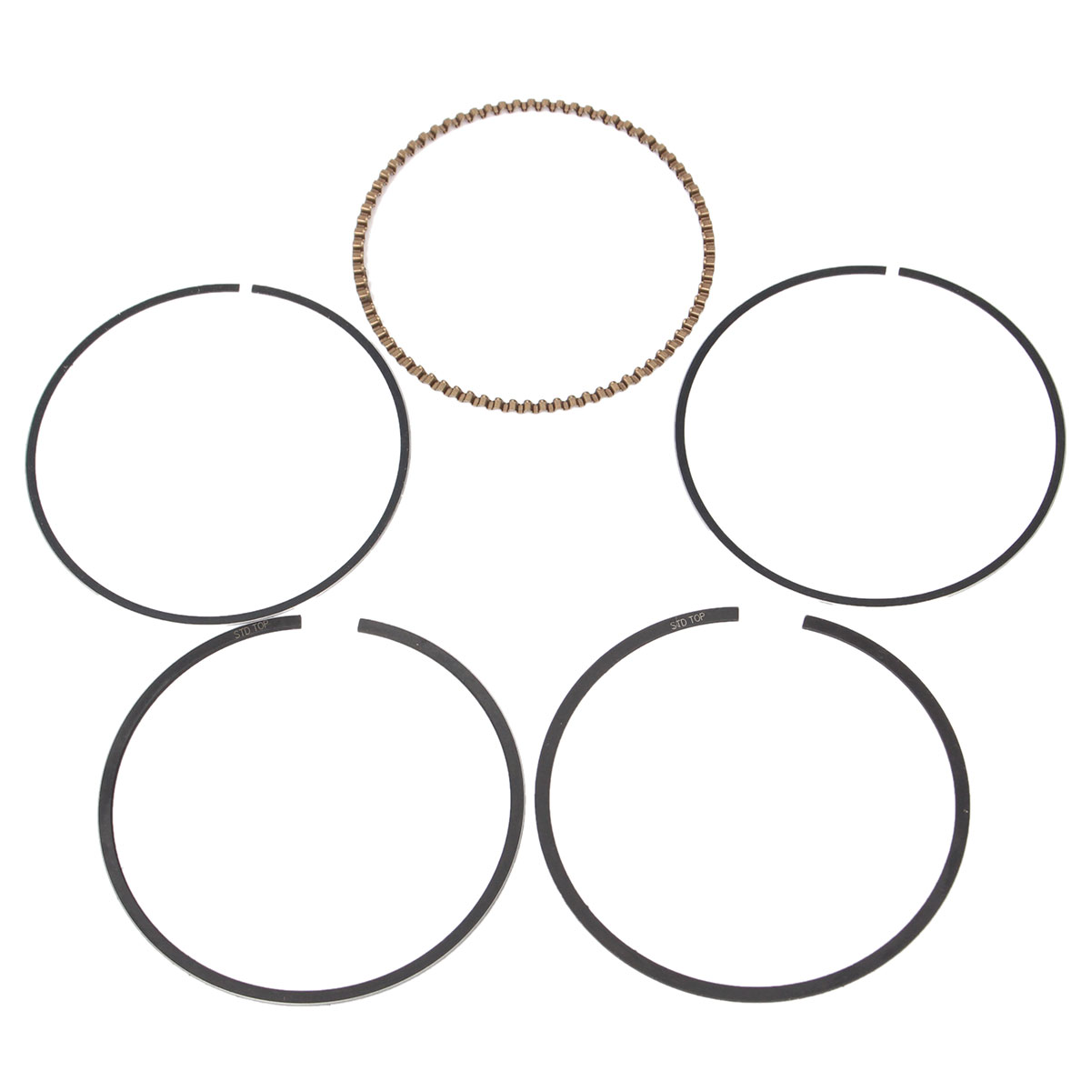 Cylinder Piston Ring Kit Top End For Motorcycle Honda