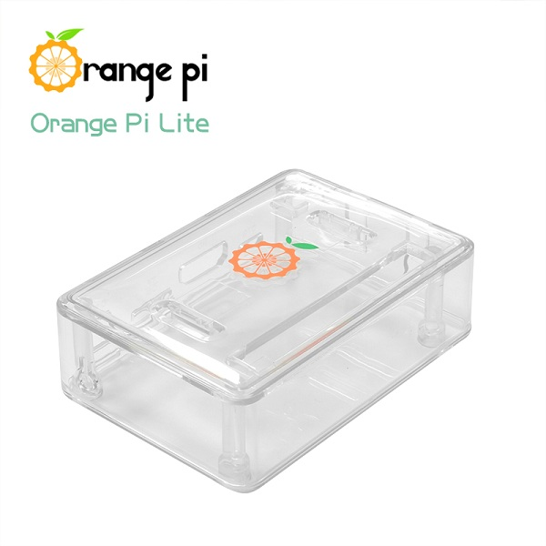 ABS Transparent Protective Case For Orange Pi Lite 8