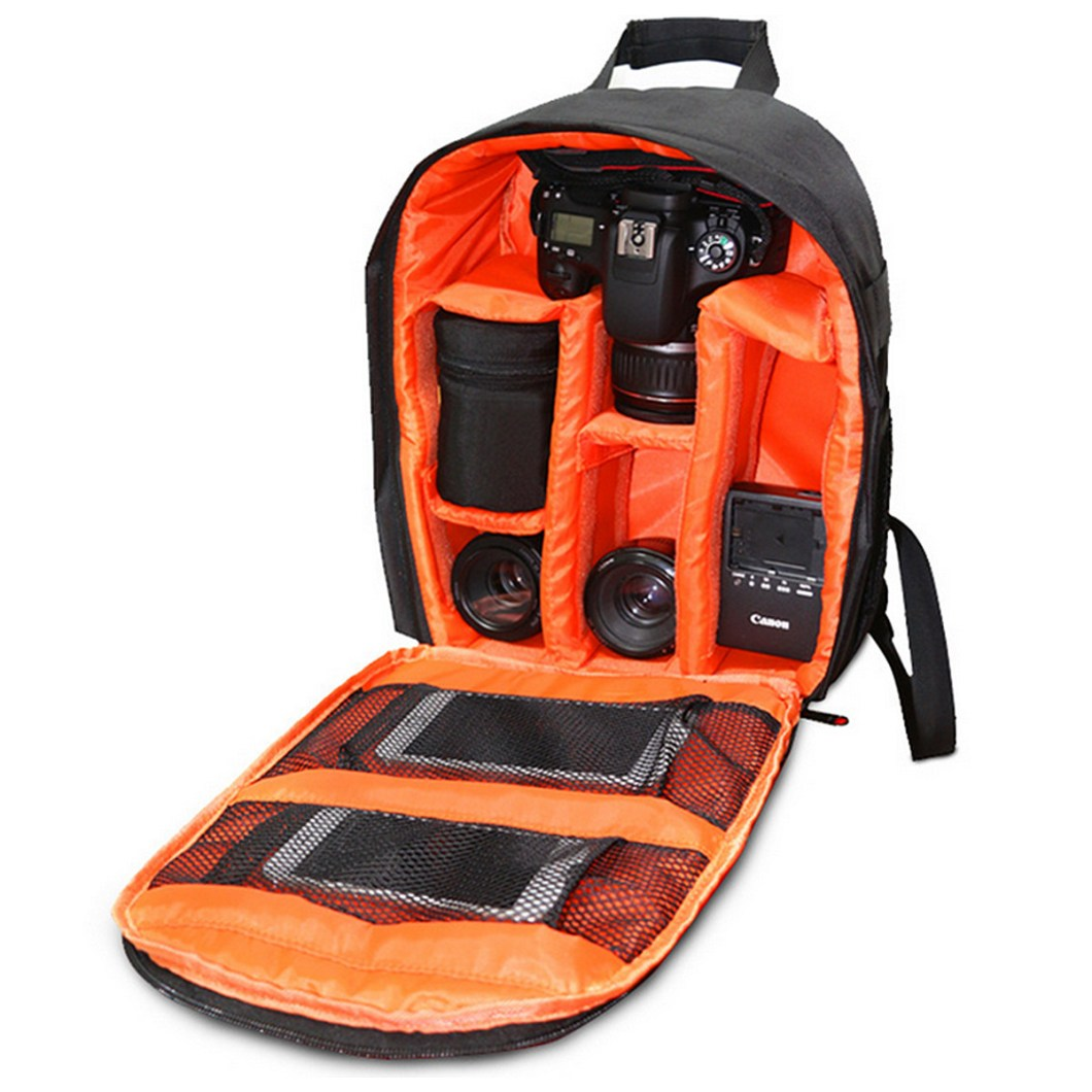 DL-B018 Waterproof Backpack Rucksack Case Bag for DSLR Caerma 15