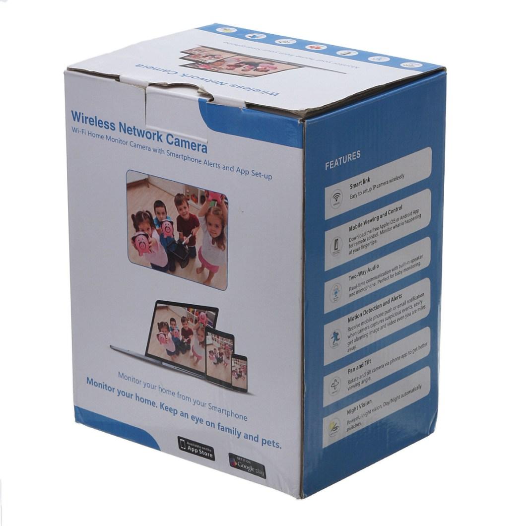 720P Wireless IP Camera Security Network CCTV Camera Pan Tilt Night Vision WIFI Webcam 22