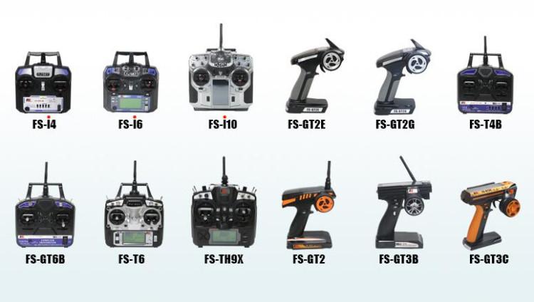 FlySky FS-R6B 2 4Ghz 6CH AFHDS Receiver for fs i6 i10 T6 CT6B TH9x