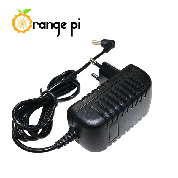 Orange Pi 5V/3A EU European Standard Power Adapter For All Orange Pi 6