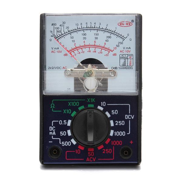 Clamp Multimeter Digital Mini Amp