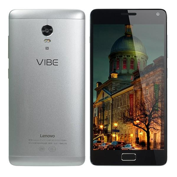 banggood Vibe P1 Snapdragon 616 MSM8939v2 1.5GHz 8コア Silver(シルバー)