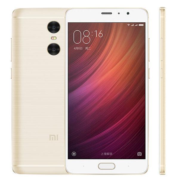 banggood Xiaomi Redmi Pro MTK6797 Helio X25 2.5GHz 10コア,MTK6797 Helio X25 1.55GHz 10コア,MTK6797 Helio X20 2.3GHz 10コア GOLDEN(ゴールデン)