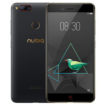 ZTE Nubia Z17 mini Dual Rear Camera 5.2 inch 6GB 64GB Snapdragon 653 Octa core 4G Smartphone