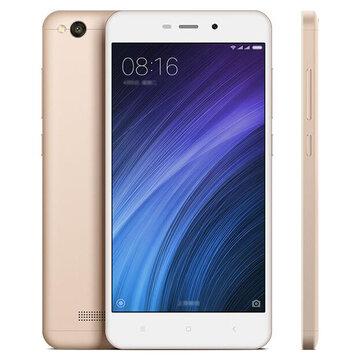 banggood Xiaomi Redmi 4A Snapdragon 425 MSM8917 1.4GHz 4コア GOLDEN(ゴールデン)
