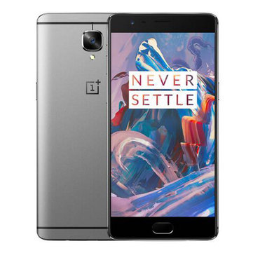 OnePlus Three 3 Global Edition 5.5 Inch 6GB RAM 64GB ROM Snapdragon 820 Quad core 2.2Ghz Smartphone