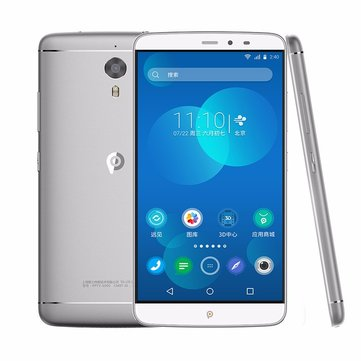 PPTV KING 7 6 Inch 2.5D 3GB RAM 32GB ROM Helio X10 MTK6795 Octa Core 2.0GHz 4G Smartphone