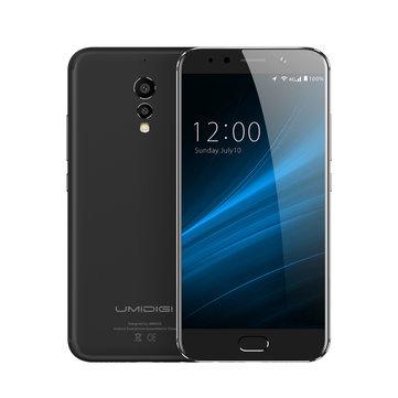 UMIDIGI S 5.5 inch 4GB RAM 64GB ROM MTK Helio P20 Octa core 4G Smartphone