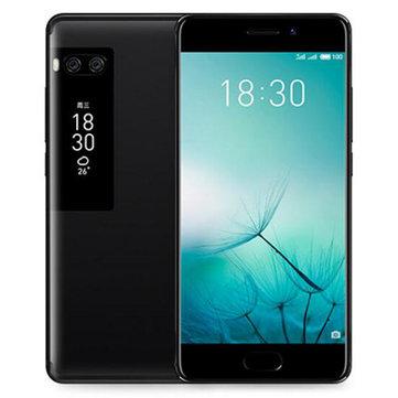 MEIZU PRO 7 5.2 inch Dual Display 4GB RAM 64GB ROM Helio P25 Octa-core 4G Smartphone
