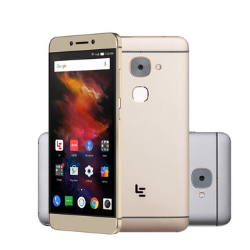 LeTV Leeco Le S3 5.5 Inch Fingerprint 4GB RAM 32GB ROM Helio X20 Deca Core 4G Smartphone