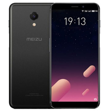 Meizu M6s Global Version 5.7 Inch 18:9 3GB RAM 64GB ROM Exynos 7872 Hexa Core 4G Smartphone