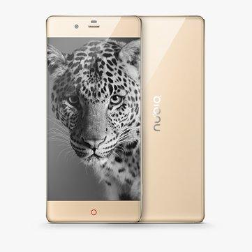 ZTE Nubia Z9 Snapdragon 810 MSM8994 2.0GHz 8コア