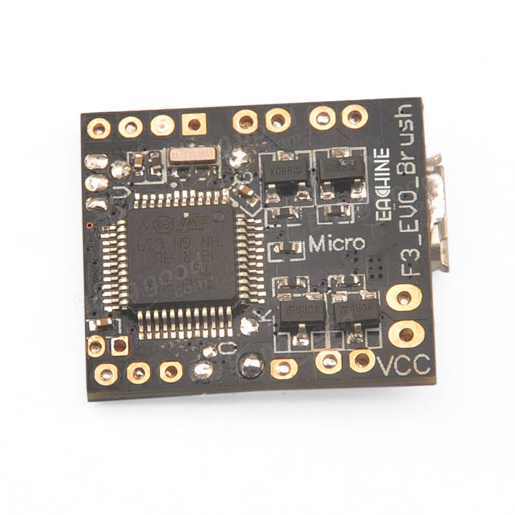 Tiny 32bits F3 Brushed Flight Control Board Based On SP RACING F3 EVO ...