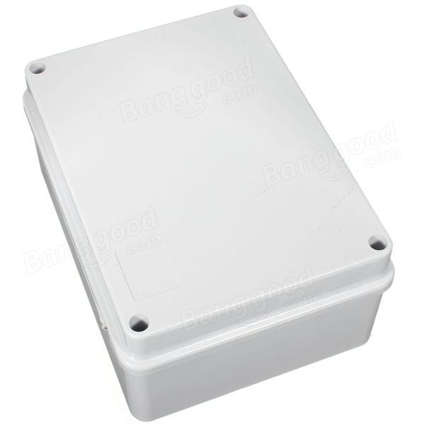 Waterproof Junction Box PVC Adaptable IP65 Outdoor ... on Outdoor Water Softener Enclosure  id=55036