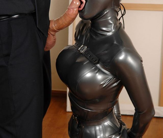 Latex Lucy Gets Taken Out Of Her Box And Fucked Main Image