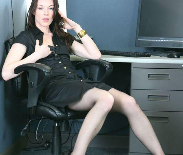 Office Babe Stoya Takes It Deep And Hard At Work Main Image
