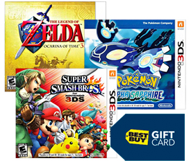 nintendo best buy holiday deal free $20 gift card with purchase