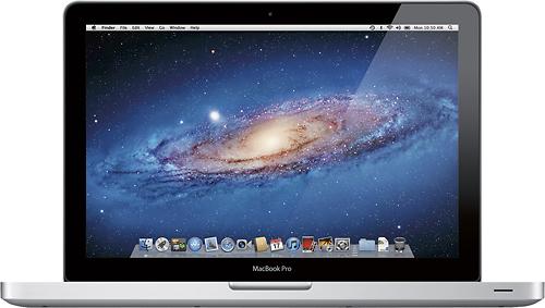 "Apple - Macbook Pro 13.3"" Refurbished Laptop - Intel Core I5 - 4gb Memory - 320gb - Silver"