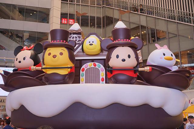 台中拍照新景點│2017迪士尼玩轉派對就在大魯閣新時代購物廣場,10/22前免費入場拍照