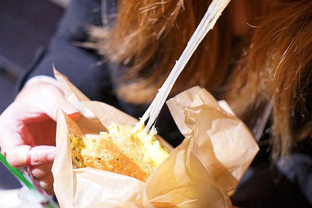 台中深夜食堂│深夜戴綠帽吃燒餅,綠帽燒餅試賣期間只到31號跨年夜就會先停售做修正