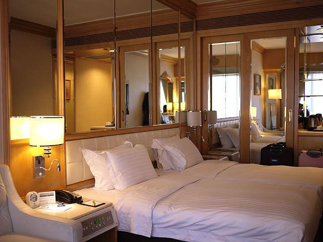 香港自由行住宿篇│富豪香港酒店空間超大的銅鑼灣住宿首選