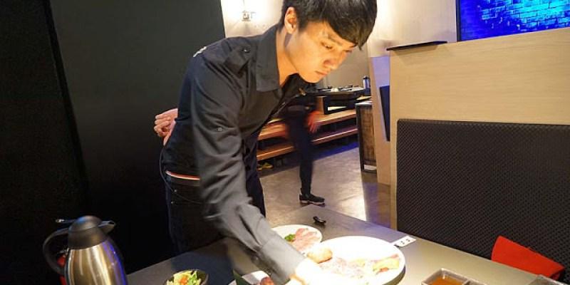 秋紅谷附近餐廳│來肉肉燒肉店讓小鮮肉為你代烤美味燒肉吧約訪
