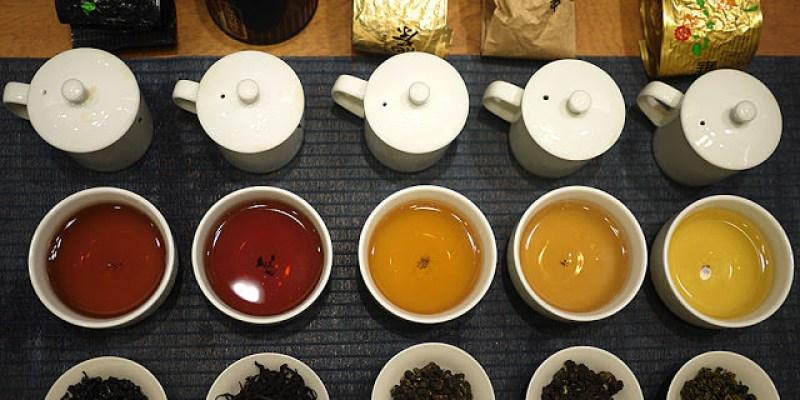 台中茶店山記京華│蔣經國三度蒞臨的黑金仔茶,15年老茶的好味道約訪