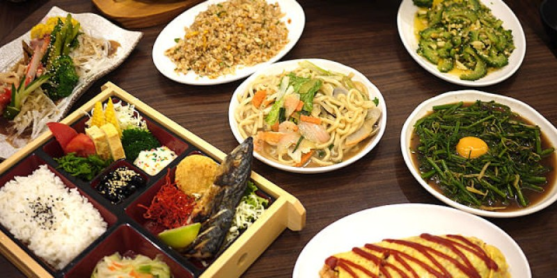 大里家庭聚餐餐廳│築也日本料理平價好享受,烤物必點(約訪