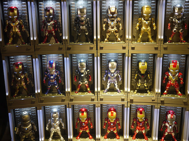 台中朝馬展覽館│漫威超級英雄特展約訪,蟻人、復仇者聯盟等你來看