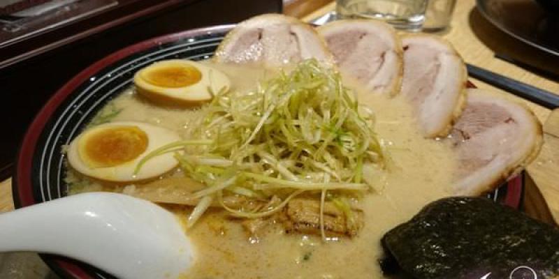 【艾妮可專欄】【台北】屯京拉麵。來自東京!池袋地區第一名的人氣拉麵店