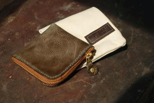 台中手工皮革客製化服務│VA Leather Studio 給你與眾不同的皮夾