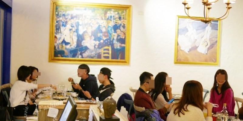 【吳大妮專欄】高雄MERCI~環境好餐點棒,聚餐的好去處