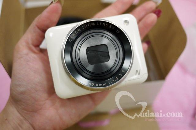 【吳大妮專欄】平價 Canon N2自拍神器~開箱&實拍