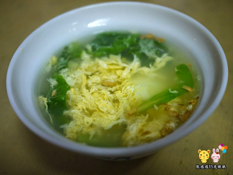 【台南炒飯】巷子口波力茶亭的在地肉絲炒飯