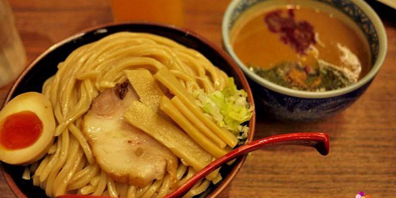 【信義阪急百貨】三田製麵所大排長龍的日式沾麵