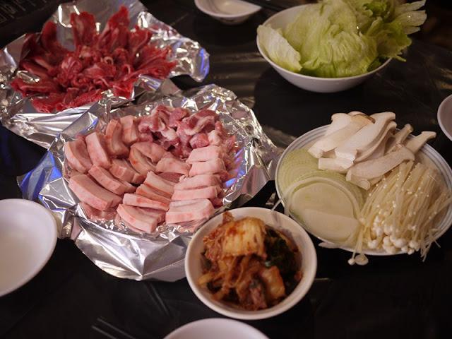 【朴大哥的韓式炸雞】隱藏版的銅板烤肉