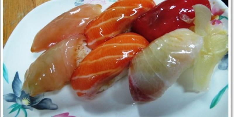 【Athena專欄】台南赤崁樓旁的山根壽司
