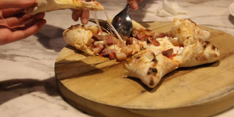【台中餐廳】超棒的星星披薩就在鏟子義大利餐廳。La Pala Pizzeria Ristorante