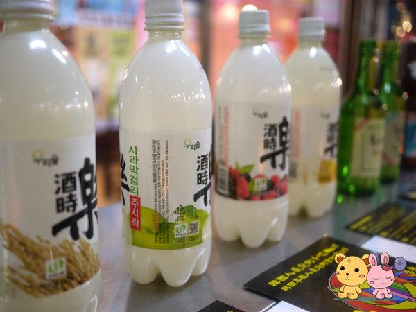 【韓國傳統小米酒】月中兔-馬格利막걸리mak-geol-li
