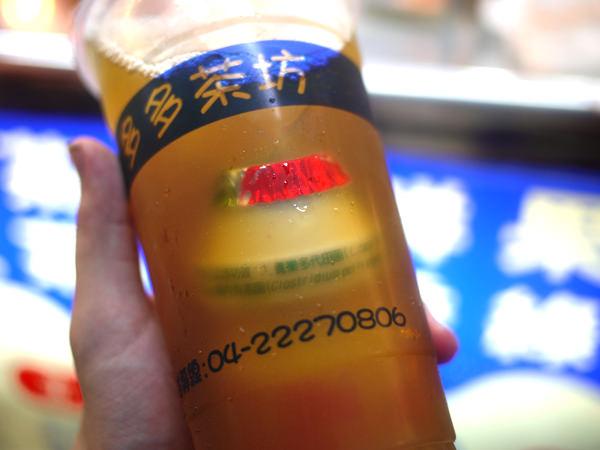 【台中一中街】神秘的多多茶坊-傳說中的特調養樂多綠茶