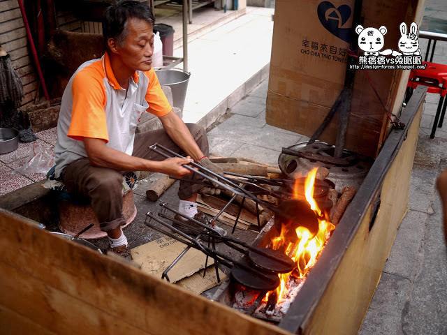 【金門古早味美食】火烤蛋捲-三代傳承